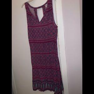 V-neck summer dress!